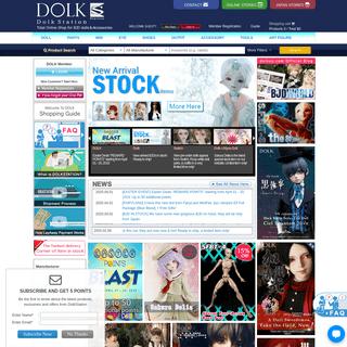Dolk Station - Total online bjd shop