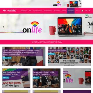 Arcigay - Associazione LGBTI italiana