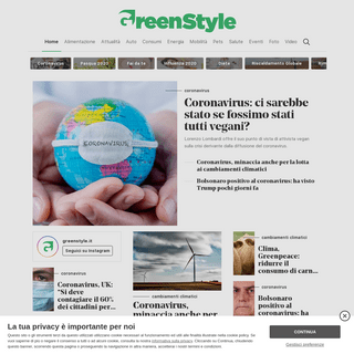ArchiveBay.com - greenstyle.it - GreenStyle - Ambiente, energie rinnovabili, salute e benessere