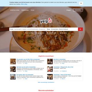 ArchiveBay.com - yelp.nl - Amsterdam Restaurants, tandartsen, hotels, schoonheidssalons, dokters - Yelp
