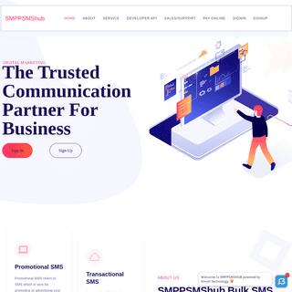 SMPPSMShub – #1 Enterprise Bulk SMS Services Provider