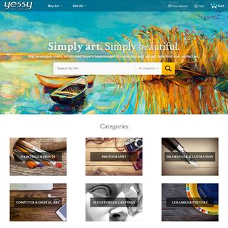 ArchiveBay.com - yessy.com - Yessy Art Gallery - Buy Art & Sell Art