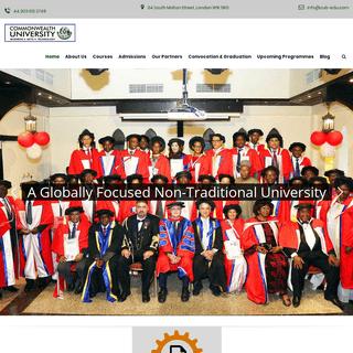Commonwealth University