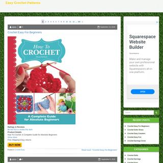 ArchiveBay.com - solicroch.com - Easy Crochet Patterns