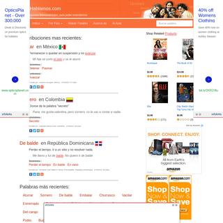 ArchiveBay.com - asihablamos.com - AsiHablamos.com - El Diccionario Latinoamericano