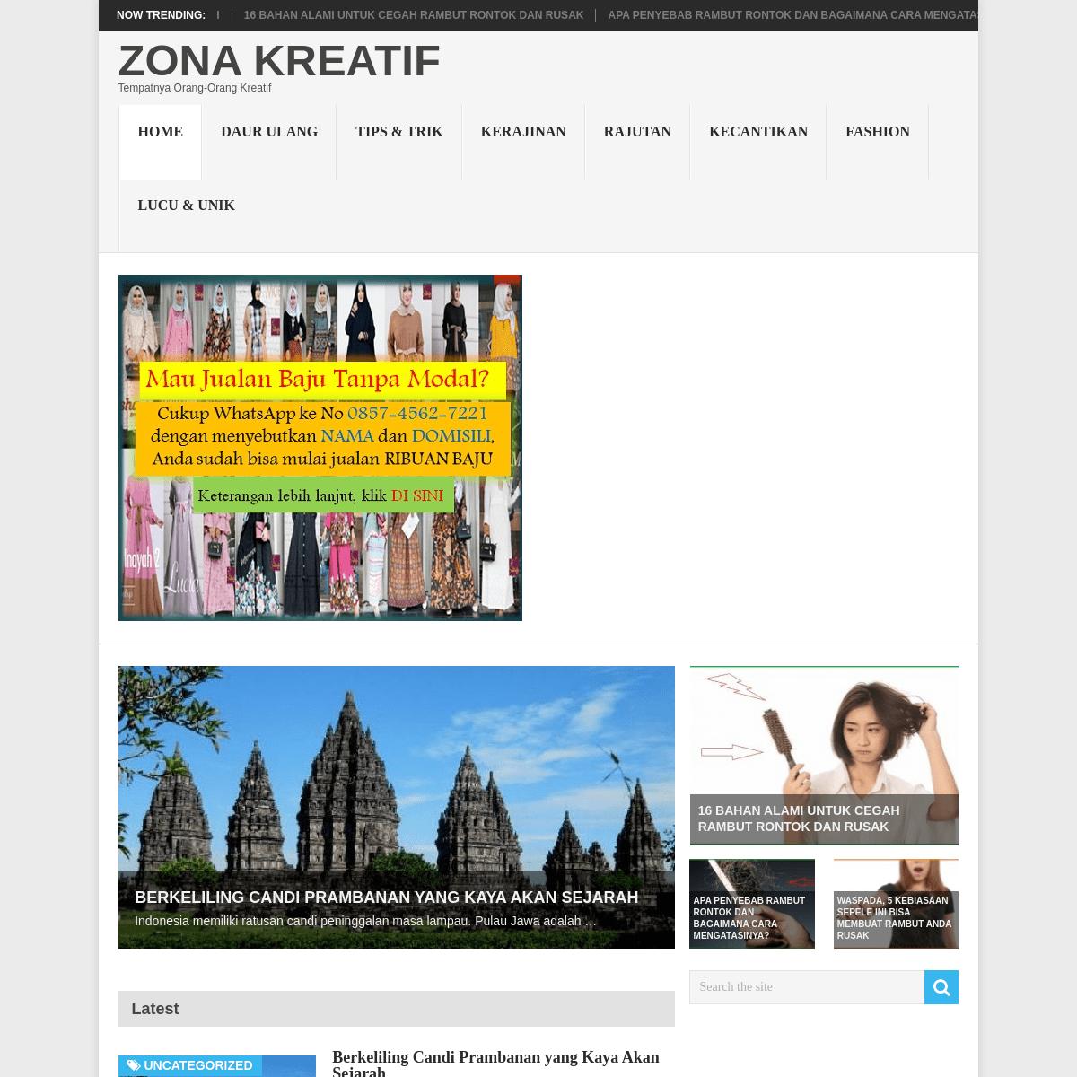 ArchiveBay.com - zonakreatif.com - ZonaKreatif.com l Tempatnya Orang-Orang Kreatif