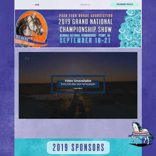 2019 Paso Fino Horse National Championship Show