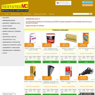 Venta online de materiales de construcción