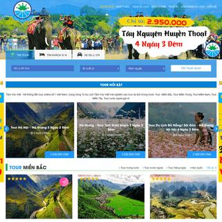 Tầm Vóc Việt - Công Ty Tour Du Lịch Đà Nẵng - Đặt Tour Online