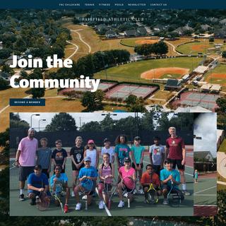 Fairfield Athletic Club