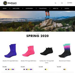 DeFeet International - US Made Cycling Socks