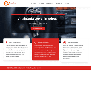 ArchiveBay.com - alokapidakaldim.com - Ana Sayfa » Güven Anahtar ve Cilingir Hizmetleri