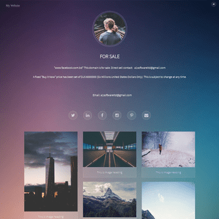 My Website – Built with SitePad