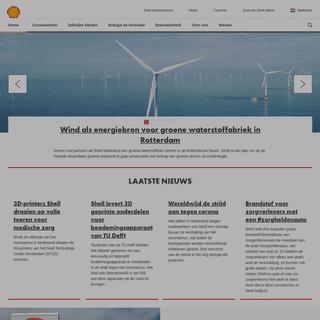 Shell Nederland - Shell Nederland