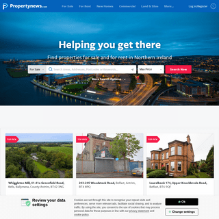 ArchiveBay.com - propertynews.com - Property For Sale and To Rent on the market in Northern Ireland