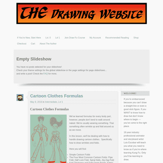 The Drawing Website