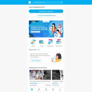 Kitabisa.com - Indonesia's Fundraising Platform