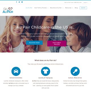ArchiveBay.com - goaupair.com - Best Au Pair Agency & Program Services - Go Au Pair
