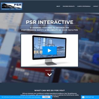 Home - PSR Interactive