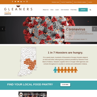Home - Gleaners
