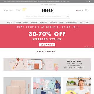 kikki.K Stationery & Gifts - kikki.K US