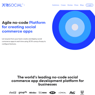ArchiveBay.com - jet8.io - JET8 · Social Commerce Solutions