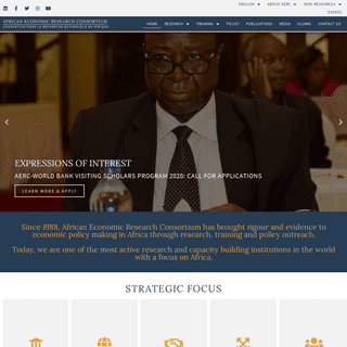 ArchiveBay.com - aercafrica.org - Home - AERC - African Economic Research Consortium