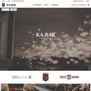 KA-BAR Knives, Inc