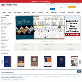 Bible Study Made Easy - Hendrickson Rose - Hendrickson Rose Publishing
