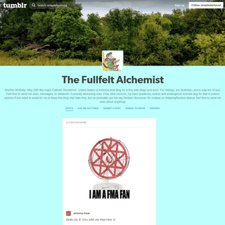 The Fullfelt Alchemist
