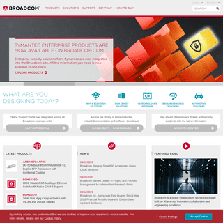 Broadcom Inc. - Connecting Everything