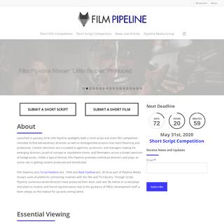 Film Pipeline