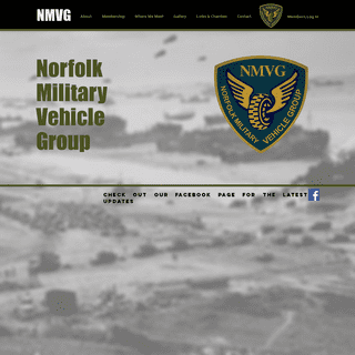 Norfolk Military Vehicle Group - HOME