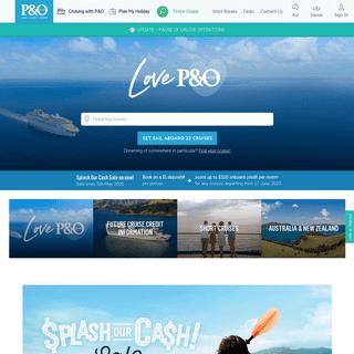 ArchiveBay.com - pocruises.com.au - Cruise Holiday Packages & Deals from $999 - P&O Cruises Australia