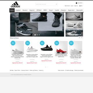 Compra zapatillas adidas superstar stan smith tubular NMD & Yeezy para hombre y mujer online baratas
