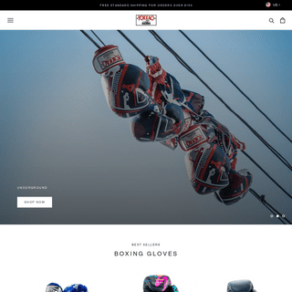 YOKKAO Shop - Premium Muay Thai MMA Gear