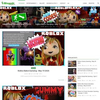 Blogadr - Free Blog Directory
