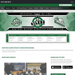 Okotoks Oilers Athletic Association