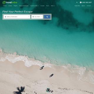 Fiji, Bali & Australia Accommodation, Resorts & Holiday Packages
