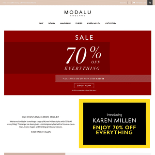 Modalu - Designer Luxury Handbags & Purses - Official Online Store
