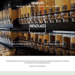 Unpackaged