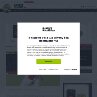 ArchiveBay.com - gianlucadimarzio.com/it/calciomercato-ziyech-chelsea-ufficiale-trasferimento - Gianluca Di Marzio -- Chelsea, ufficiale l'acquisto di Ziyech dall'Ajax