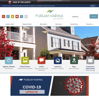 Fuquay-Varina, NC - Official Website