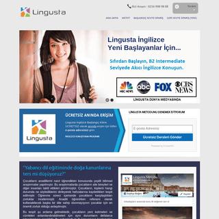 Kolay İngilizce Öğrenmek, İngilizce Eğitim Seti, Dersleri - Lingusta