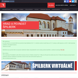 Hrad Špilberk - Muzeum města Brna