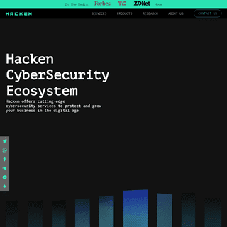 Hacken CyberSecurity Ecosystem