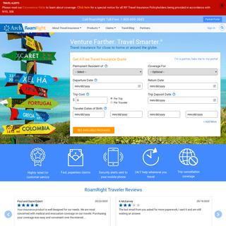 ArchiveBay.com - roamright.com - Travel Insurance Plans & Coverage - RoamRight