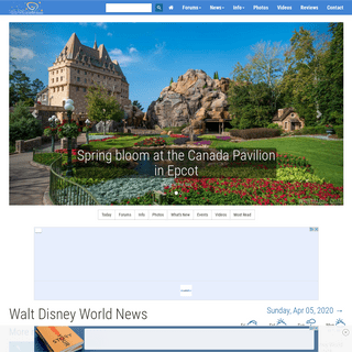 WDWMAGIC - Disney World News, Rumors, Info and Forum