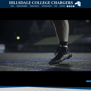 ArchiveBay.com - hillsdalechargers.com - Hillsdale Athletics Home - Hillsdale College Athletics