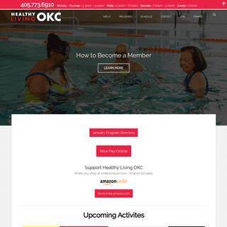 Healthy Living Okc - NW Oklahoma City - Join Today